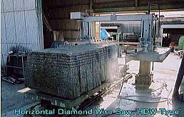Diamond Wire Saw and Diamond Wire